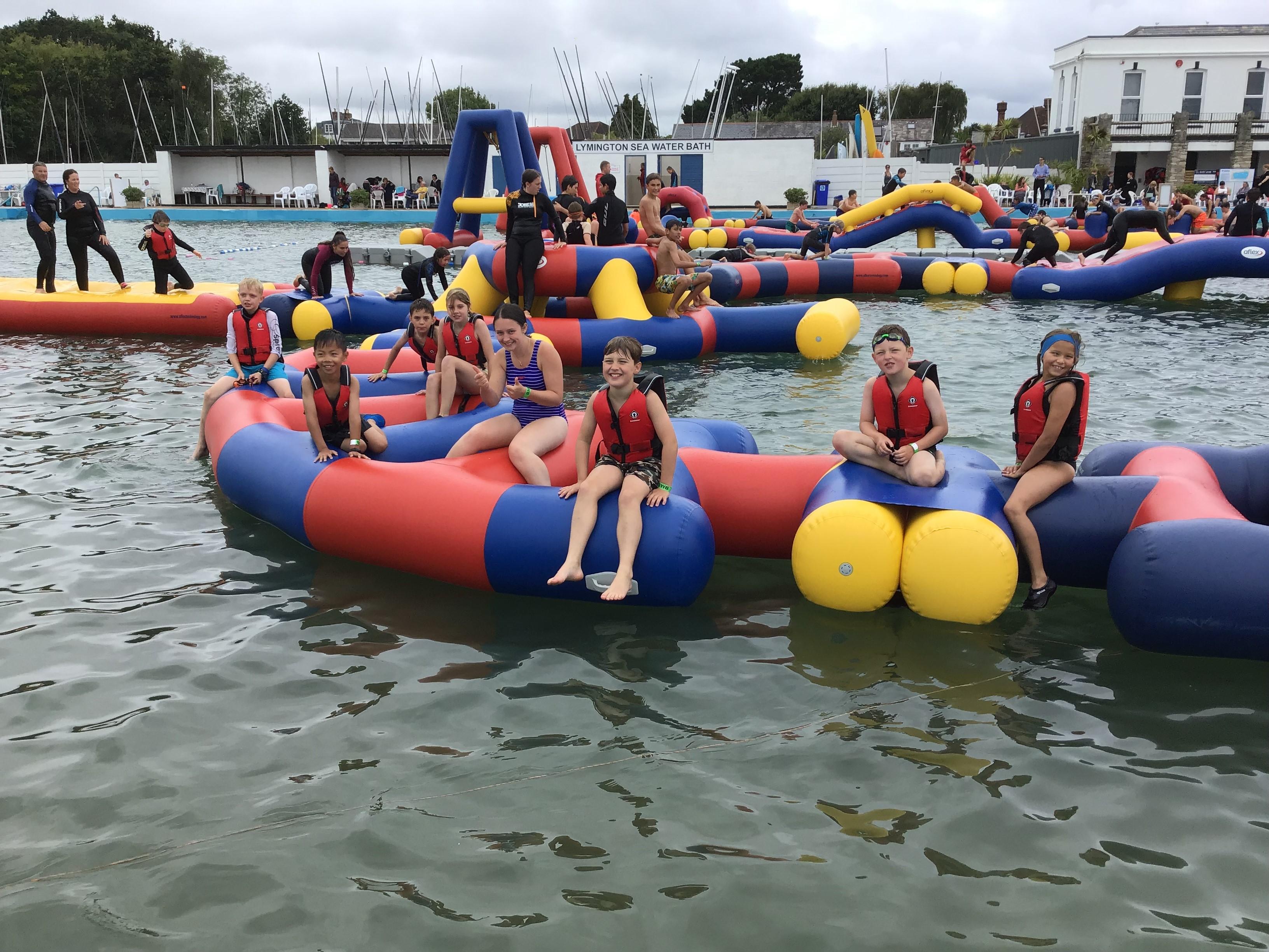1st Woodmansterne Cubs' Summer Adventure